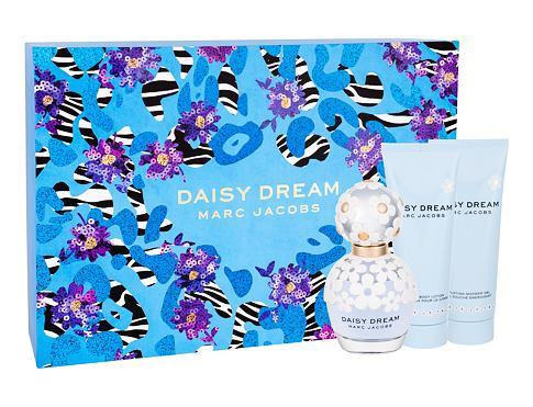 Marc Jacobs Daisy Dream EDT dárková sada pro ženy - EDT 50 ml + tělové mléko 75 ml + sprchový gel 75 ml