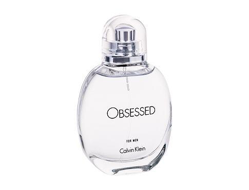 Calvin Klein Obsessed For Men 75 ml EDT pro muže