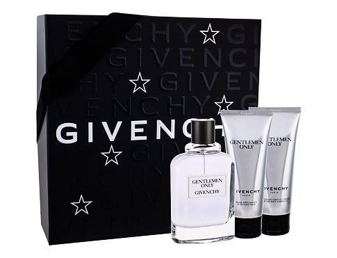 Givenchy Gentlemen Only EDT dárková sada pro muže - EDT 100 ml + sprchový gel 75 ml + balzám po holení 75 ml