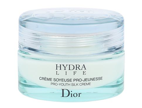 Christian Dior Hydra Life Pro Youth Silk Cream 50 ml denní pleťový krém pro ženy