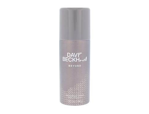 David Beckham Beyond 150 ml deodorant Deospray pro muže