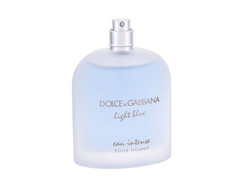 Dolce&Gabbana Light Blue Eau Intense Pour Homme 100 ml EDP Tester pro muže