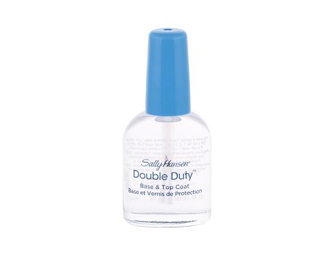 Péče o nehty Sally Hansen Double Duty Strengthening Base & Top Coat 13,3 ml