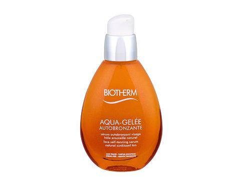 Biotherm Autobronzant Aqua-Gelée 50 ml samoopalovací přípravek pro ženy