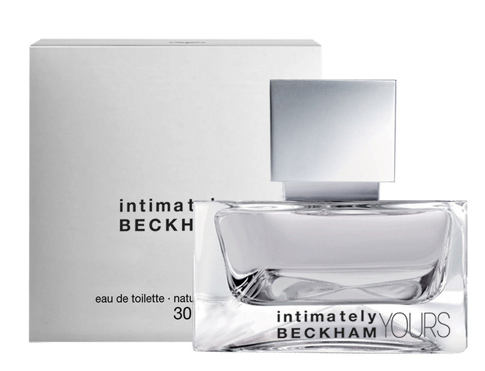 David Beckham Intimately Yours Men 50 ml EDT pro muže