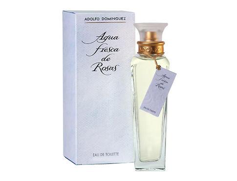 Adolfo Dominguez Agua Fresca de Rosas 120 ml EDT Tester pro ženy