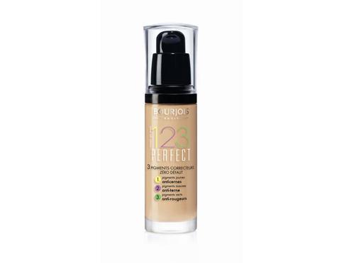 BOURJOIS Paris 123 Perfect 30 ml makeup 53 Beige Clair pro ženy
