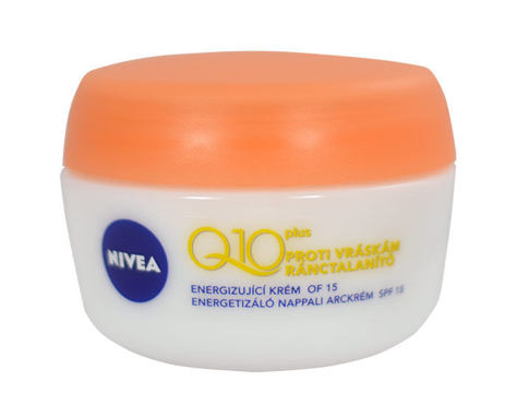 Nivea Q10 Plus 50 ml denní pleťový krém pro ženy