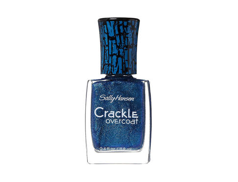 Lak na nehty Sally Hansen Crackle Overcoat 11,8 ml 12 Star Burst