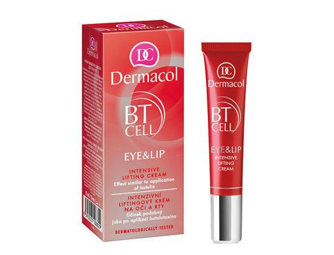 Dermacol BT Cell Eye&Lip Intensive Lifting Cream 15 ml oční krém pro ženy