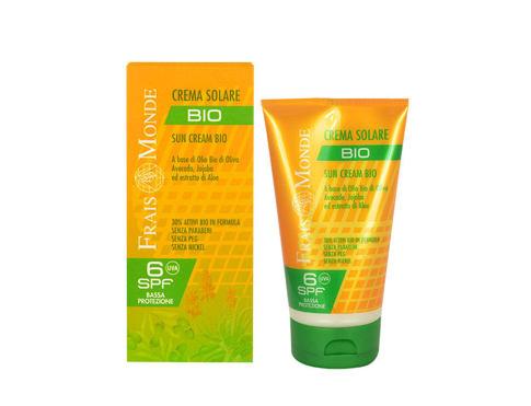 Frais Monde Sun Cream SPF6 150 ml opalovací přípravek na tělo pro ženy