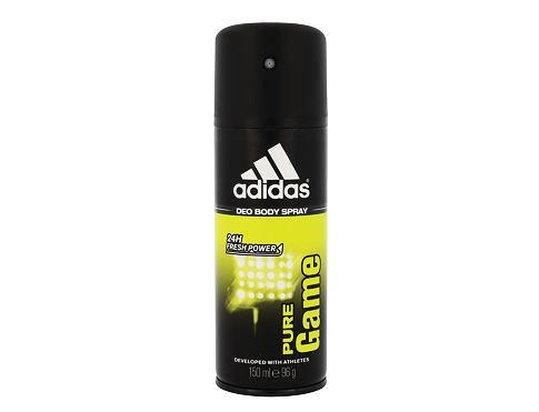 Adidas Pure Game 24H 150 ml deodorant Deospray pro muže
