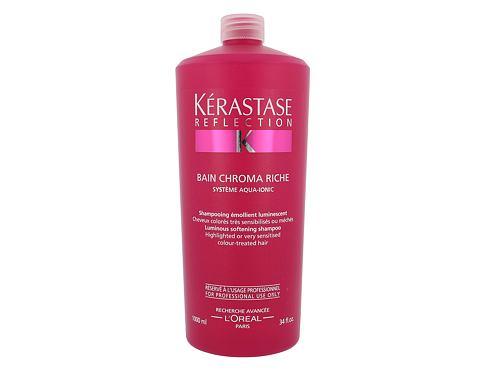 Kérastase Réflection Bain Chroma Riche 1000 ml šampon pro ženy