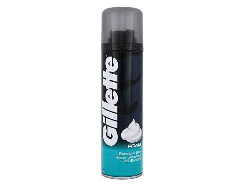 Gillette Shave Foam Sensitive 200 ml pěna na holení pro muže