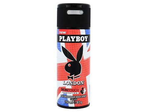 Playboy London For Him 150 ml deodorant Deospray pro muže