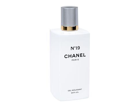 Chanel No. 19 200 ml sprchový gel pro ženy