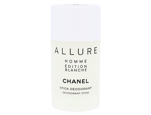 Chanel Allure Homme Edition Blanche 75 ml deodorant Deostick pro muže