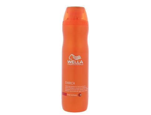 Wella Enrich 250 ml šampon pro ženy