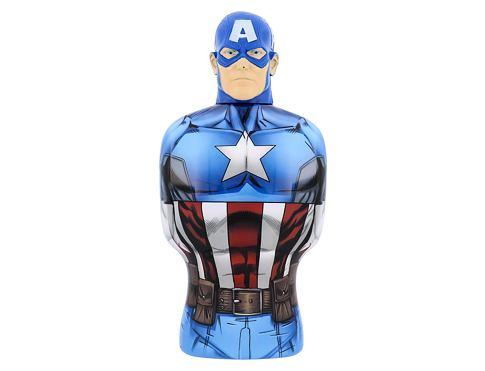 Marvel Avengers Captain America 350 ml sprchový gel unisex