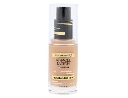 Max Factor Miracle Match 30 ml makeup 80 Bronze pro ženy
