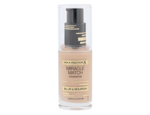 Max Factor Miracle Match 30 ml makeup 45 Warm Almond pro ženy