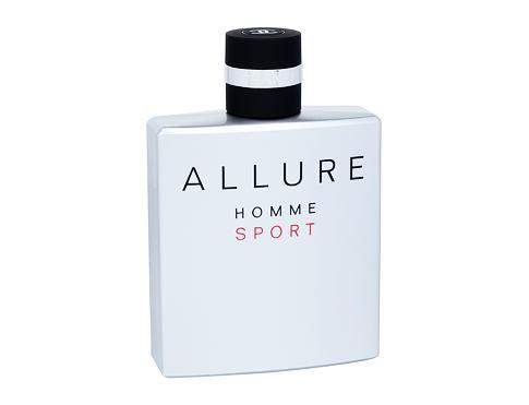 Chanel Allure Homme Sport 150 ml EDT Poškozená krabička pro muže