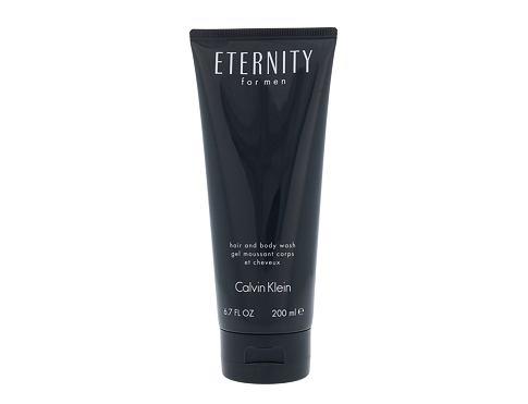 Calvin Klein Eternity For Men 200 ml sprchový gel pro muže