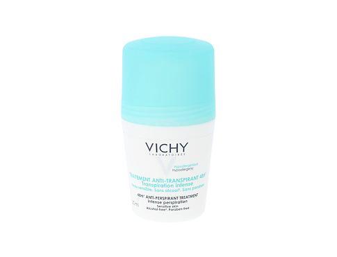 Vichy Deodorant 48h 50 ml antiperspirant Roll-on pro ženy