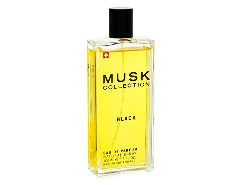MUSK Collection Musk Collection Black 100 ml EDP pro ženy