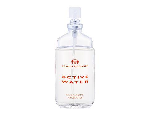 Sergio Tacchini Active Water 27 ml EDT Tester pro muže
