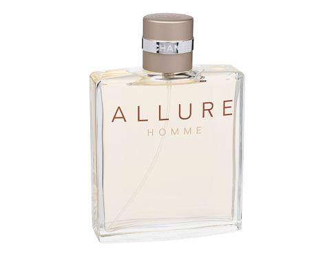 Chanel Allure Homme 150 ml EDT Poškozená krabička pro muže