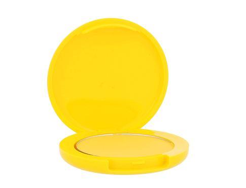 Dermacol Neon Hair Powder 2 g barva na vlasy Yellow pro ženy