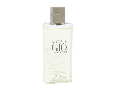 Giorgio Armani Acqua di Gio Pour Homme 200 ml sprchový gel pro muže