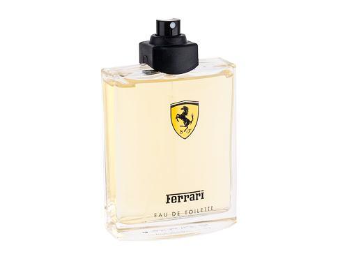 Ferrari Scuderia Ferrari Red 125 ml EDT Tester pro muže