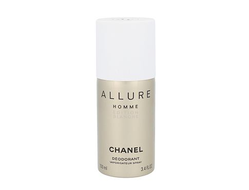 Chanel Allure Homme Edition Blanche 100 ml deodorant Deospray pro muže