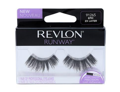 Revlon Runway Epic 2X Layer 1 ks umělé řasy pro ženy