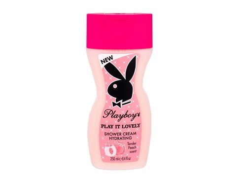 Playboy Play It Lovely For Her 250 ml sprchový krém pro ženy