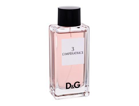 Dolce&Gabbana D&G Anthology L´imperatrice 3 100 ml EDT pro ženy