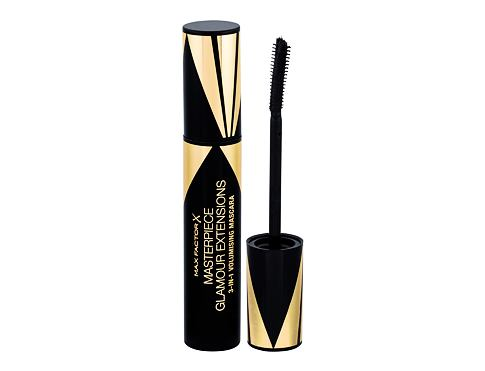 Řasenka Max Factor Masterpiece Glamour Extensions 3in1 12 ml Black