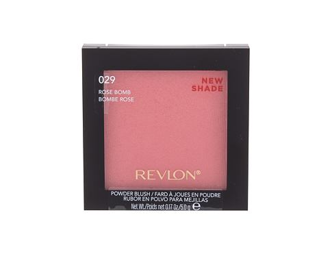 Tvářenka Revlon Powder Blush 5 g 029 Rose Bomb
