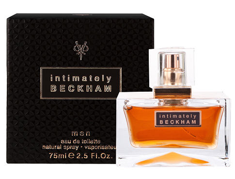 David Beckham Intimately Men 50 ml EDT pro muže
