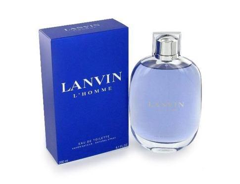 Lanvin L´Homme 100 ml EDT Tester pro muže