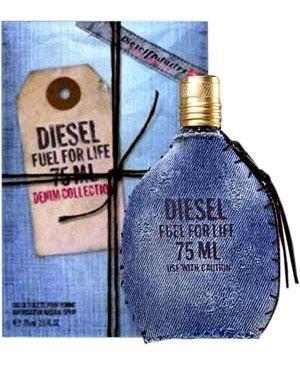 Diesel Fuel for Life Denim Collection Homme 75 ml EDT Tester pro muže