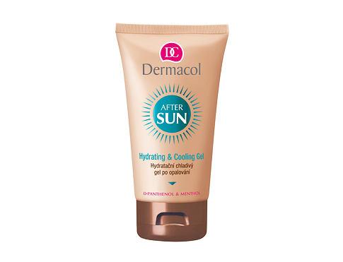 Dermacol After Sun Hydrating & Cooling Gel 150 ml přípravek po opalování pro ženy