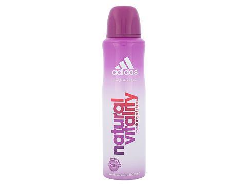Adidas Natural Vitality For Women 24h 150 ml deodorant Deospray pro ženy