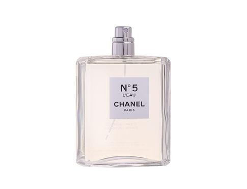 Chanel No.5 L´Eau 100 ml EDT Tester pro ženy