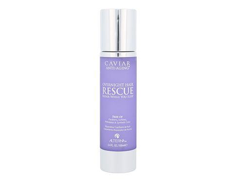 Alterna Caviar Treatment Overnight Hair Rescue 100 ml maska na vlasy pro ženy