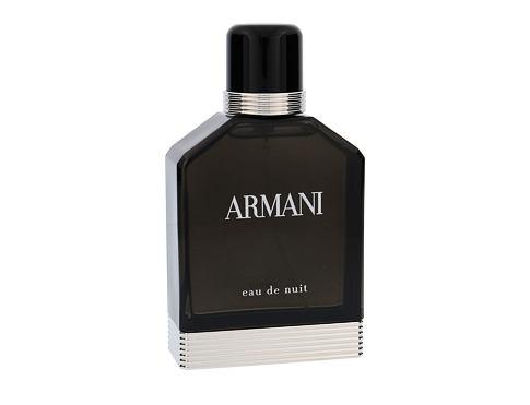 Giorgio Armani Eau de Nuit 100 ml EDT pro muže
