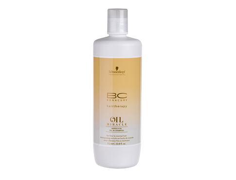 Schwarzkopf BC Bonacure Oil Miracle Marula Oil 1000 ml šampon pro ženy