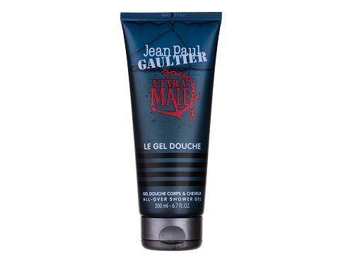 Jean Paul Gaultier Ultra Male 200 ml sprchový gel pro muže